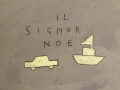 """Il Sig. Noe"" - Francesco Diotallevi"