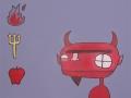 """Il demonio rosso"" - Francesco Diotallevi"