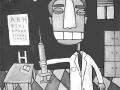 """""""Il dottore che prova a curarmi"""" - Francesco Diotallevi"""