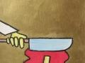 """Sushi uhataa uhataa"" - Francesco Diotallevi"