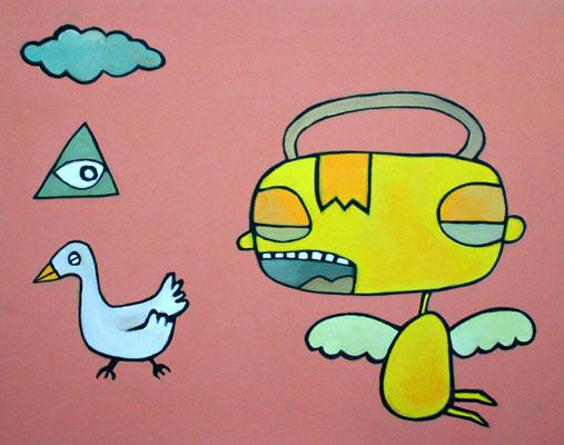 Il santo e il piccione