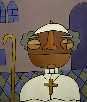 Il papa nero
